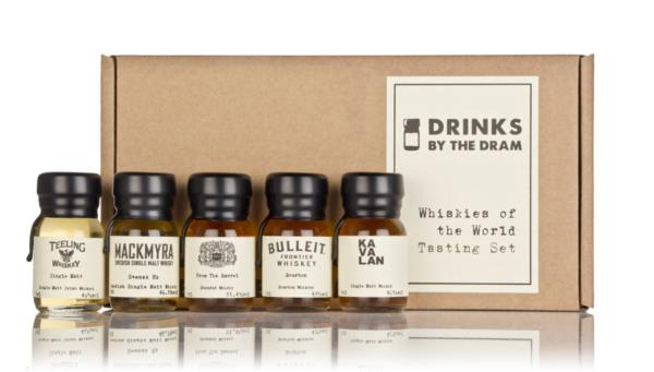 Whiskies of the World Tasting Set Single Malt