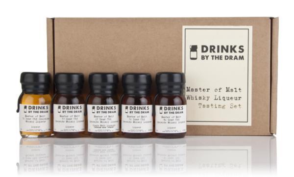 Whisky Liqueur Tasting Set Liqueurs Tasting set