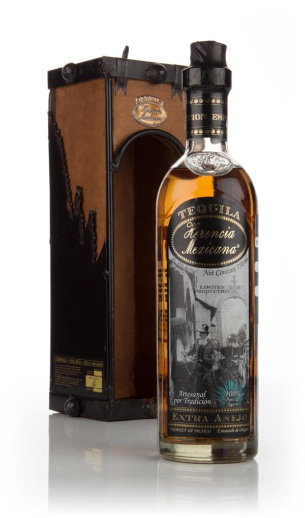 Herencia Mexicana Tequila Extra Anejo 3cl Sample Extra Anejo Tequila