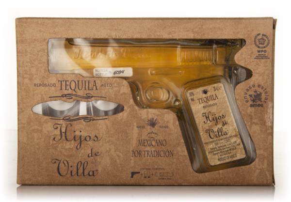 Hijos de Villa Tequila Reposado Pistol 3cl Sample Reposado Tequila