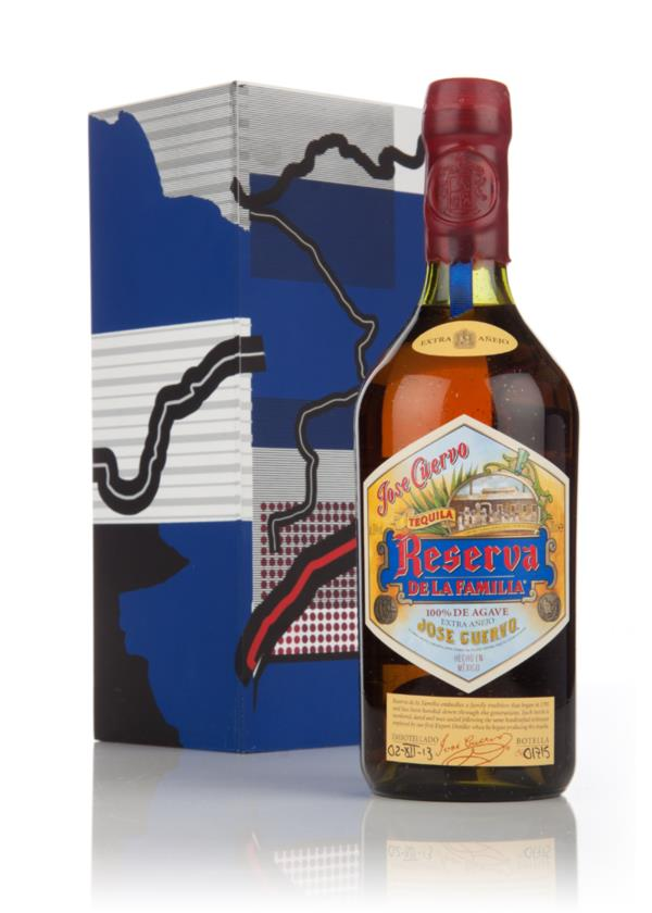 Jose Cuervo Reserva de la Familia 2013 3cl Sample Anejo Tequila