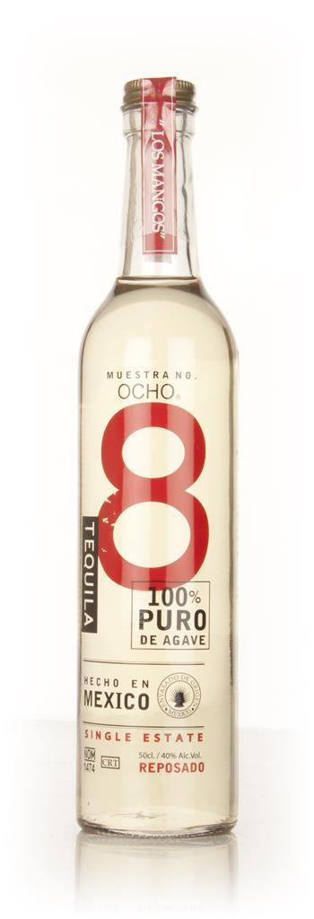 Ocho Reposado Tequila 2010 (Los Mangos) 3cl Sample Reposado Tequila
