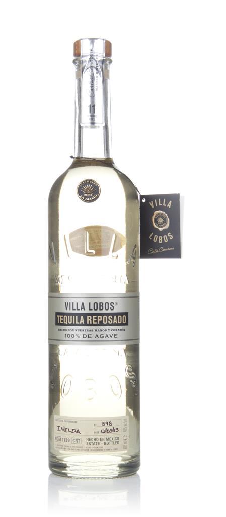 Villa Lobos Reposado 3cl Sample Reposado Tequila