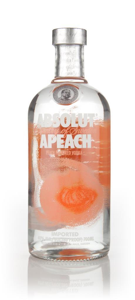 Absolut Apeach Flavoured Vodka