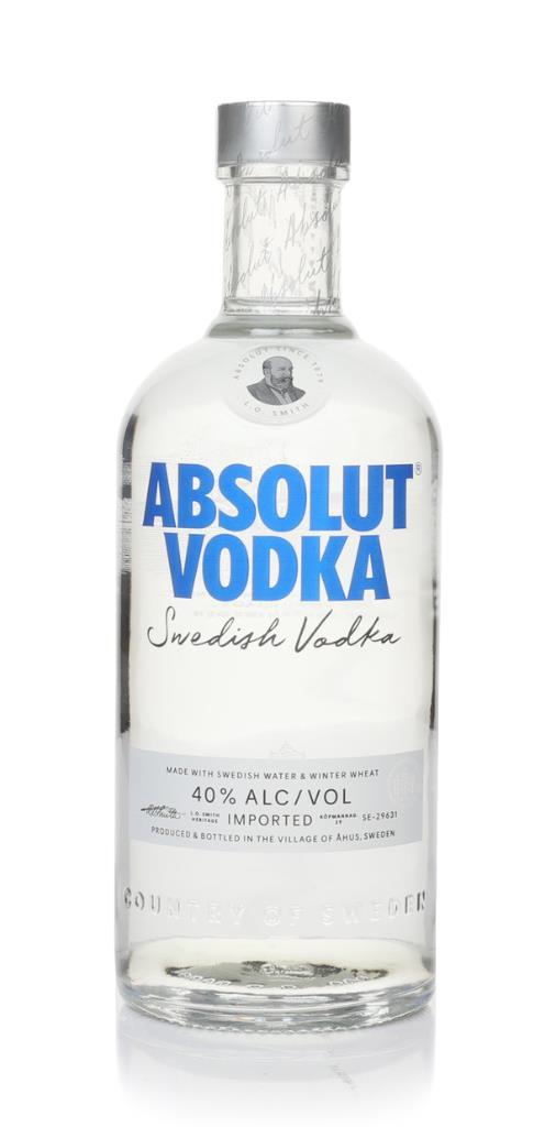 Absolut Blue Plain Vodka