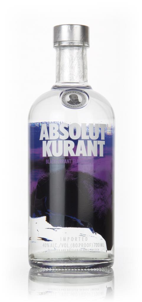 Absolut Kurant Flavoured Vodka