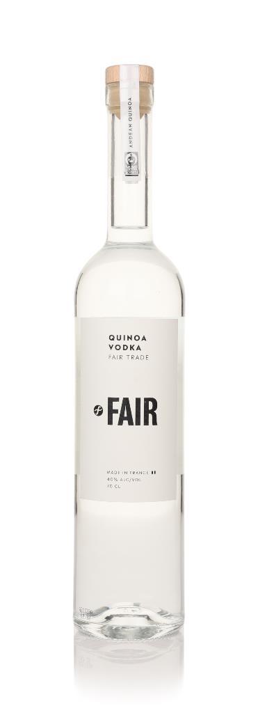 FAIR. Quinoa Vodka 3cl Sample Plain Vodka