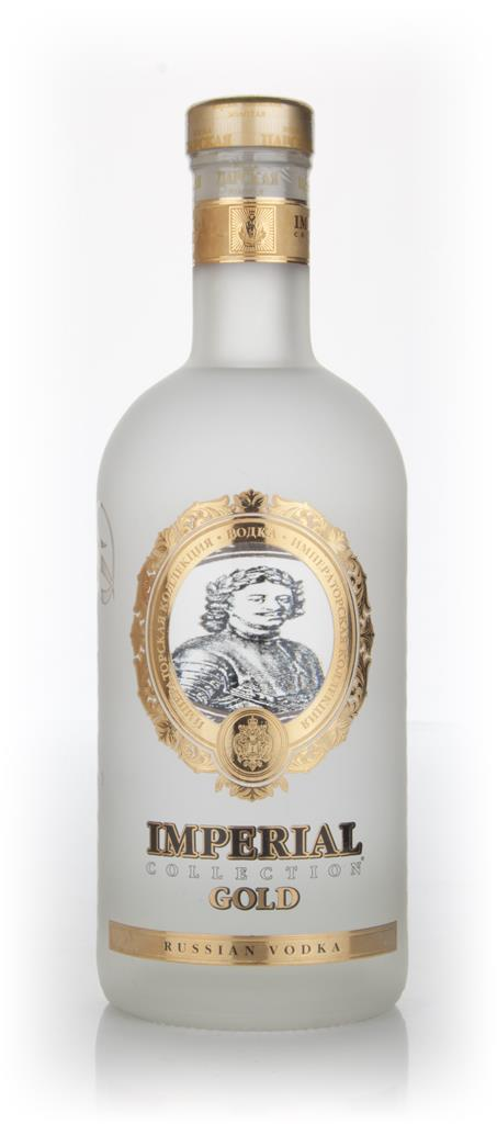 Imperial Collection Gold 3cl Sample Plain Vodka
