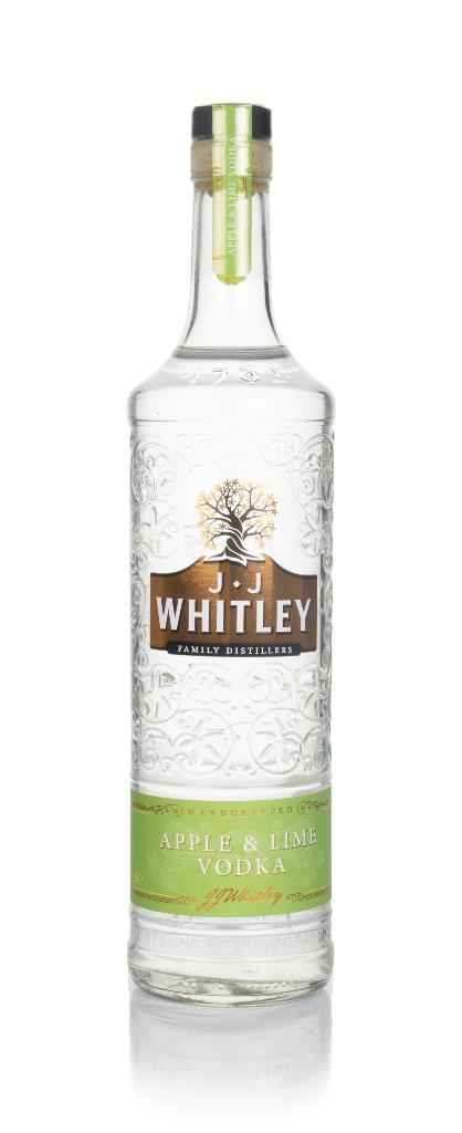 J.J. Whitley Apple & Lime Flavoured Vodka