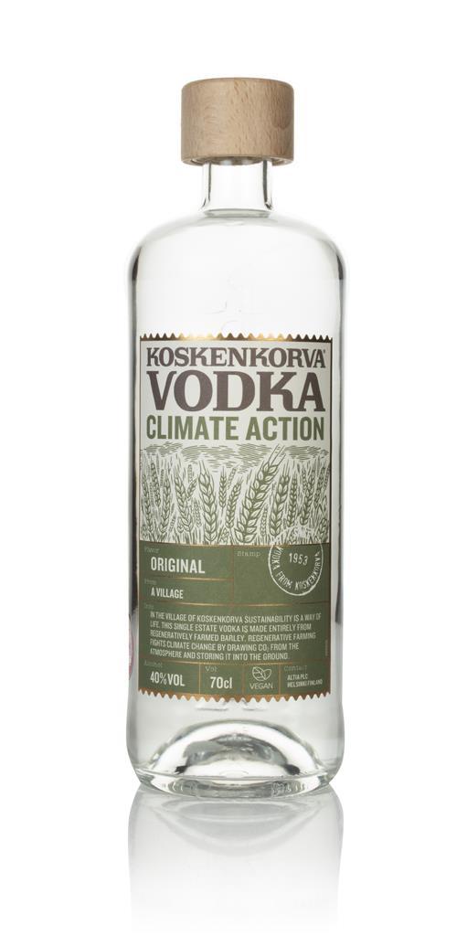 Koskenkorva Climate Action Plain Vodka