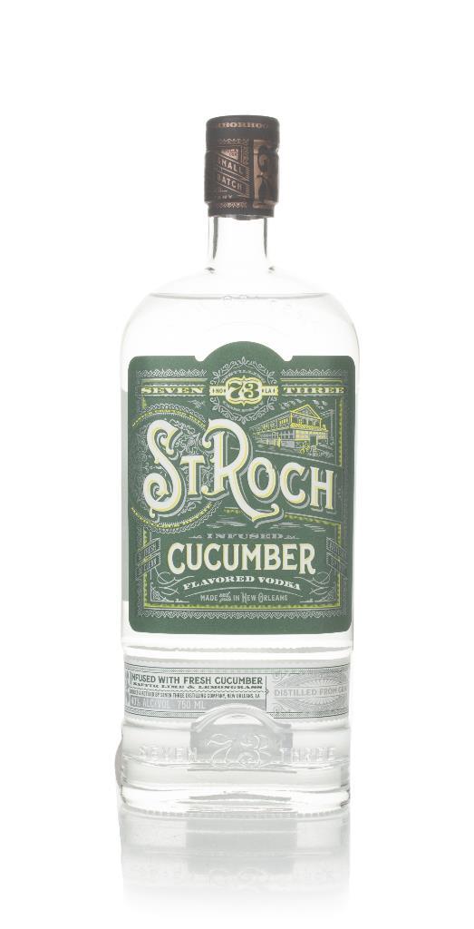 Seven Three Distilling St. Roch Cucumber Flavoured Vodka