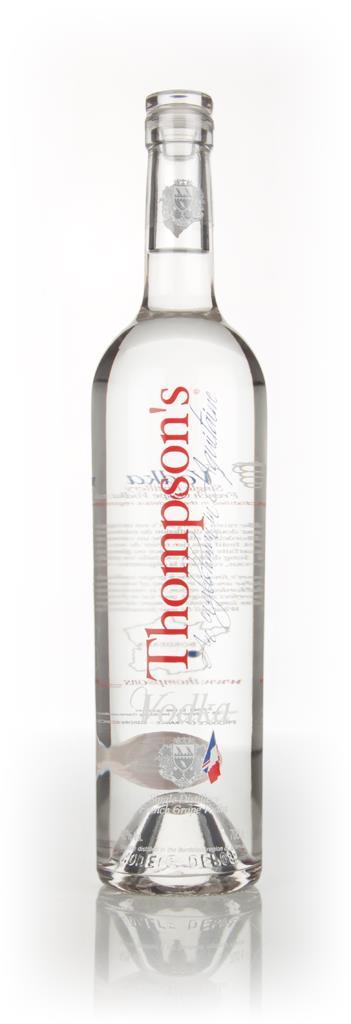 Thompson's French Grape Bordelais Vodka 3cl Sample Plain Vodka