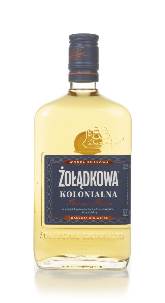 Zoladkowa Kolonialna Port-au-Prince Flavoured Vodka