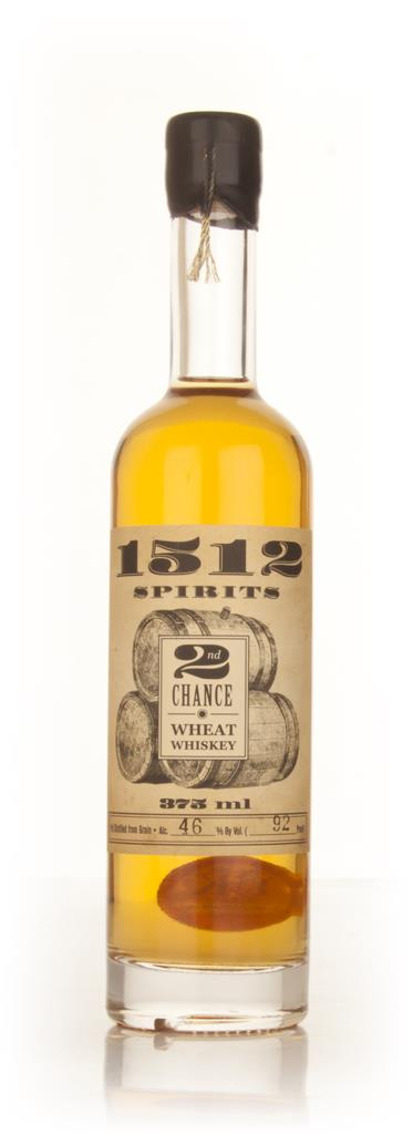 1512 Spirits 2nd Chance Wheat Wheat Whiskey