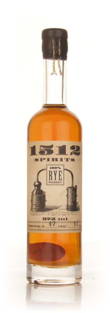 1512 Spirits Aged Rye Rye Whiskey