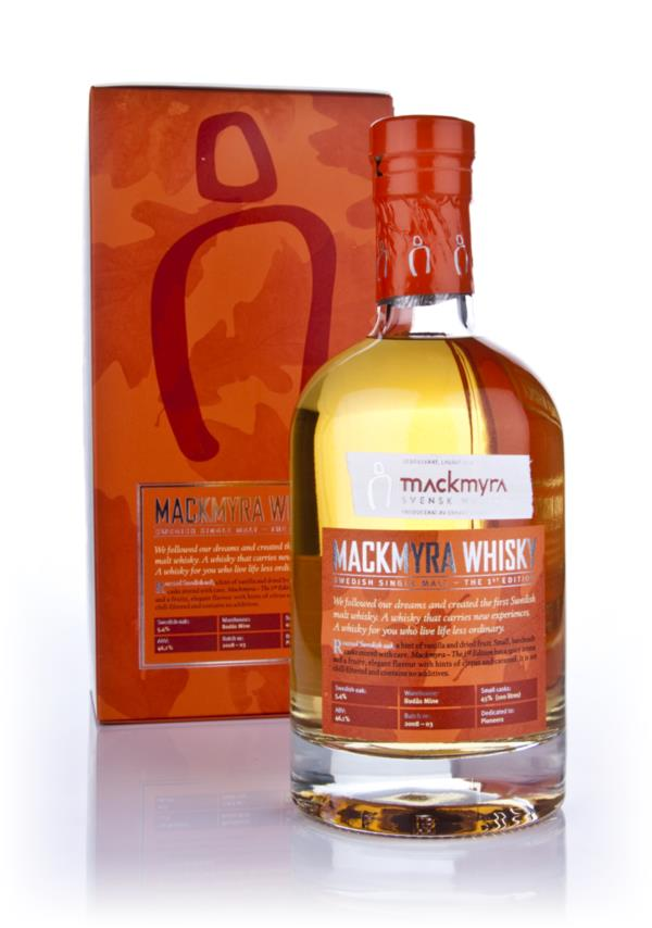 Mackmyra First Edition Single Malt Whisky