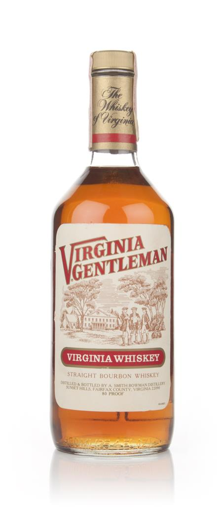 Virginia Gentleman Bourbon - 1983 Bourbon Whiskey