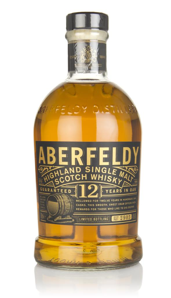 Aberfeldy 12 Year Old Single Malt Whisky