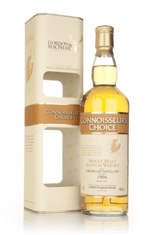 Aberfeldy 1996 - Connoisseurs Choice (Gordon and MacPhail) Single Malt Whisky
