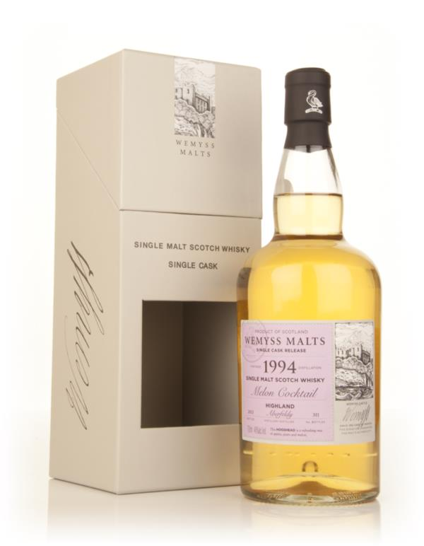 Melon Cocktail 1994 - Wemyss Malts (Aberfeldy) Single Malt Whisky