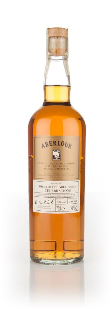Aberlour 1989 Dunnage Matured Single Malt Whisky
