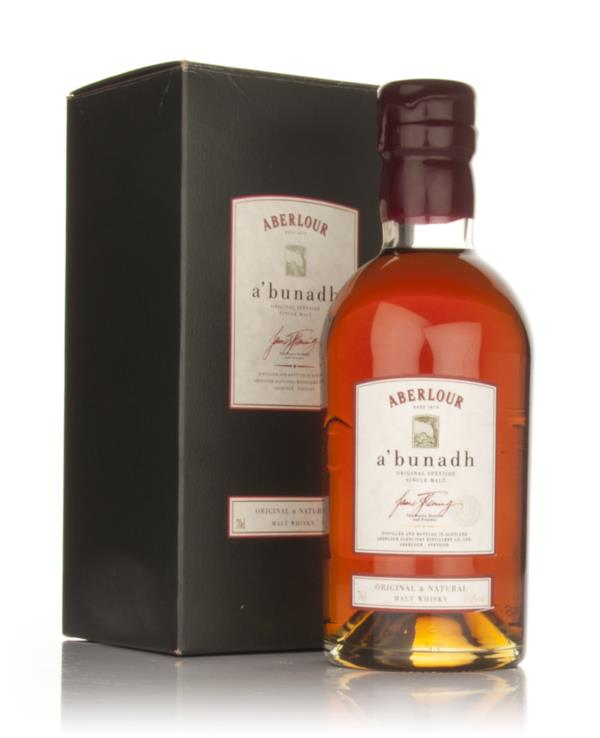 Aberlour aBunadh - No Batch Single Malt Whisky