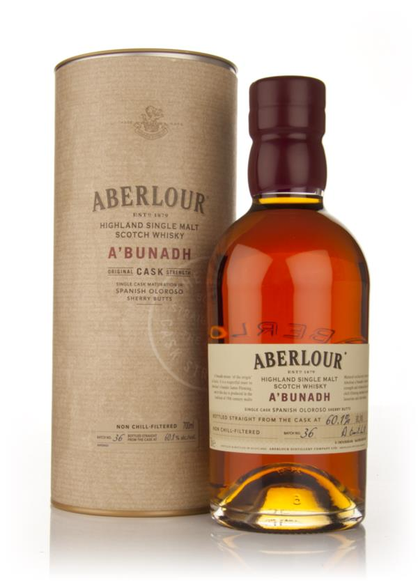 Aberlour aBunadh Batch 36 Single Malt Whisky