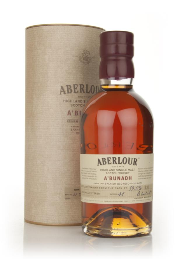 Aberlour aBunadh Batch 41 Whisky