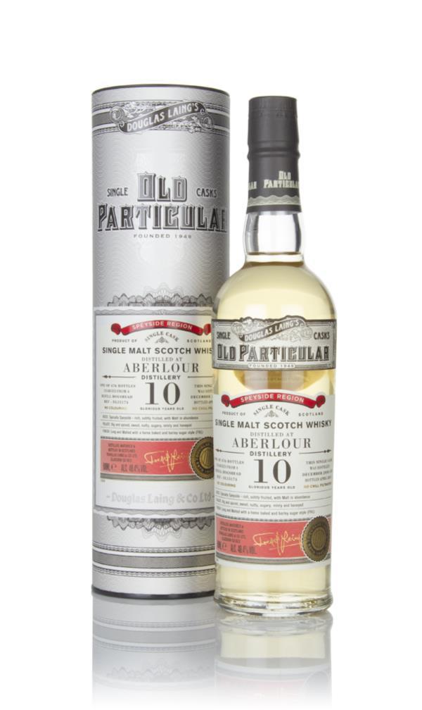 Aberlour 10 Year Old 2008 (cask 13174) - Old Particular (Douglas Laing Single Malt Whisky