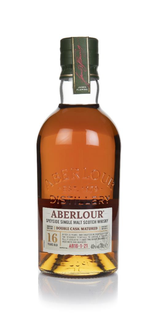 Aberlour 16 Year Old Double Cask Matured Single Malt Whisky