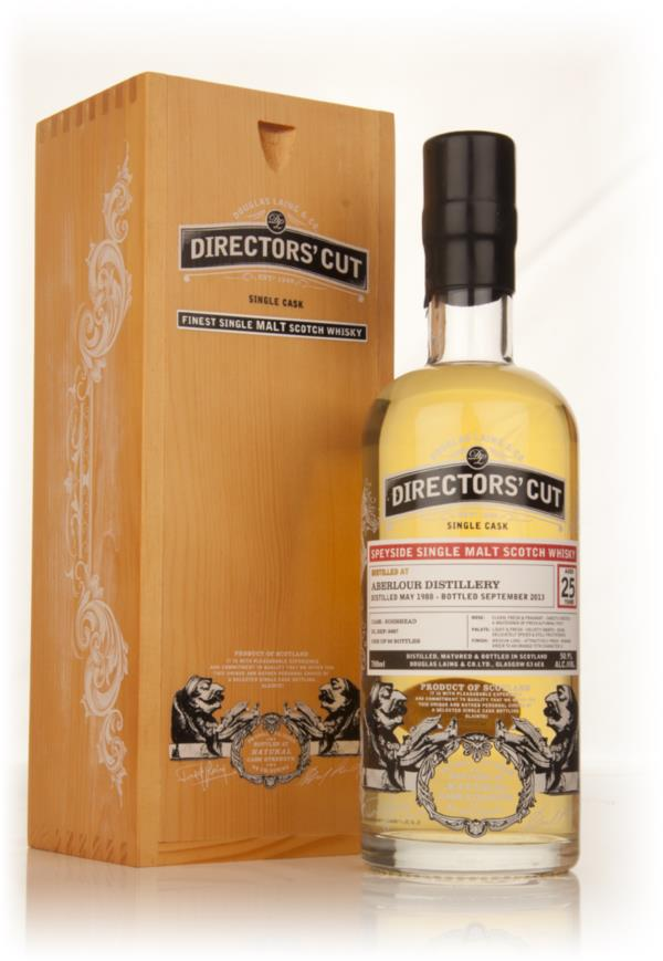 Aberlour 25 Year Old 1988 (cask 9967) - Directors' Cut (Douglas Laing) Single Malt Whisky
