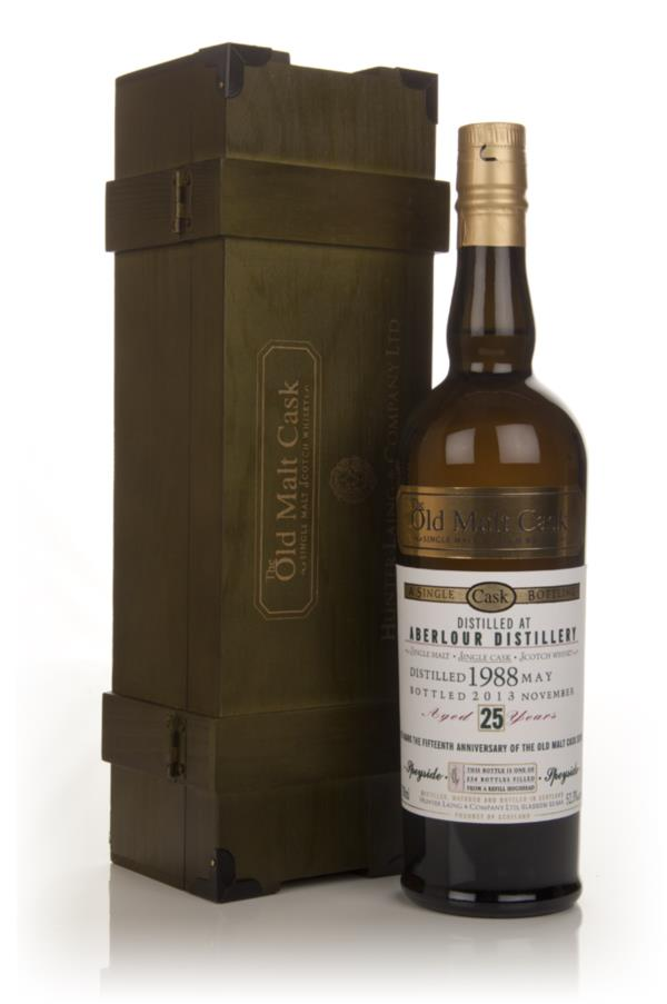 Aberlour 25 Year Old 1988 - Old Malt Cask 15th Anniversary (Hunter Lai Single Malt Whisky
