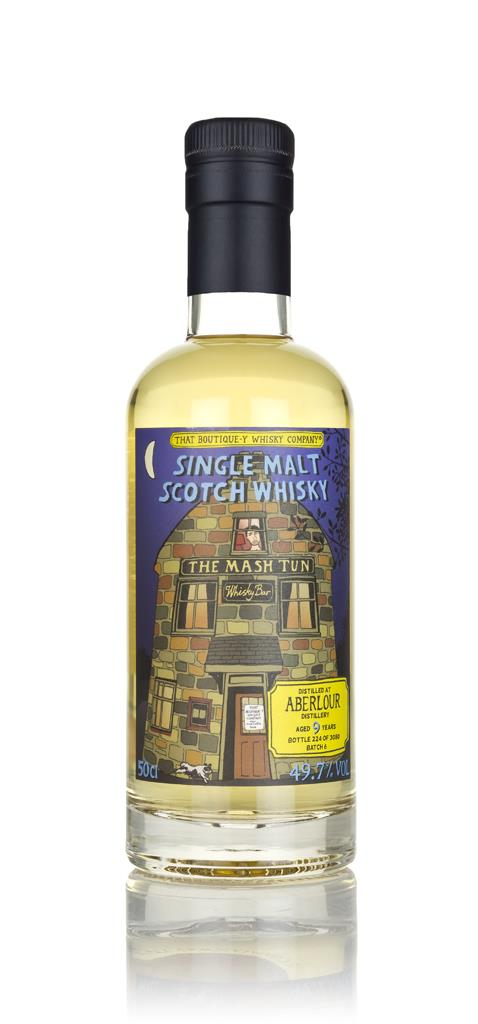 Aberlour 9 Year Old (That Boutique-y Whisky Company) Single Malt Whisky