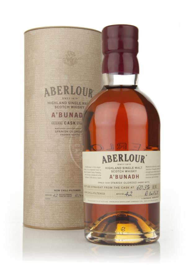 Aberlour aBunadh Batch 42 Single Malt Whisky