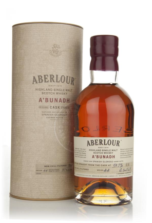Aberlour aBunadh Batch 44 Single Malt Whisky