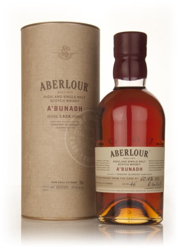Aberlour aBunadh Batch 46 Single Malt Whisky