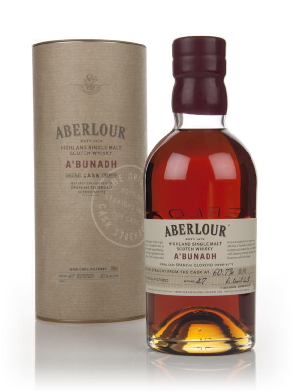 Aberlour aBunadh Batch 47 Single Malt Whisky