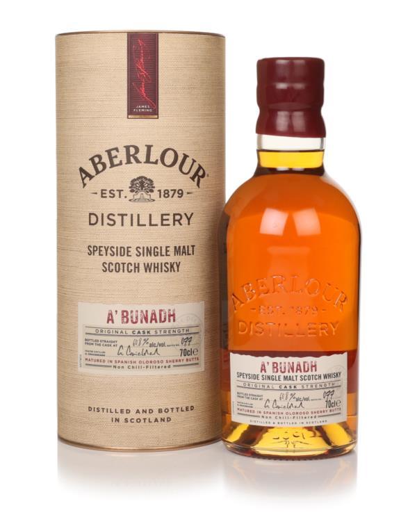 Aberlour A'Bunadh Batch 68 Single Malt Whisky