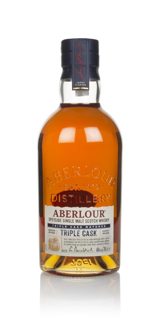 Aberlour Triple Cask Single Malt Whisky