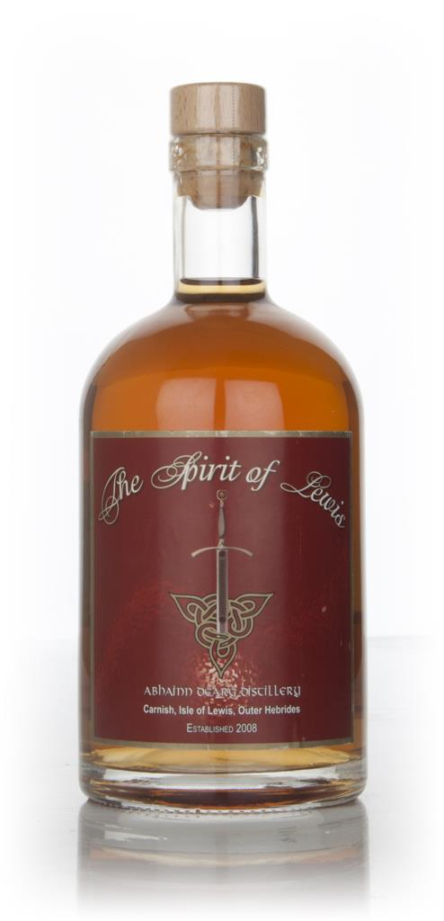 Abhainn Dearg The Spirit of Lewis (cask 10210) Malt Spirit and New Make Whisky