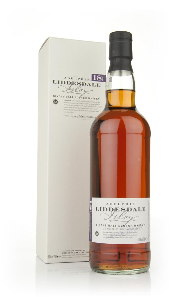 Adelphis Liddesdale 18 Year Old Single Malt Whisky