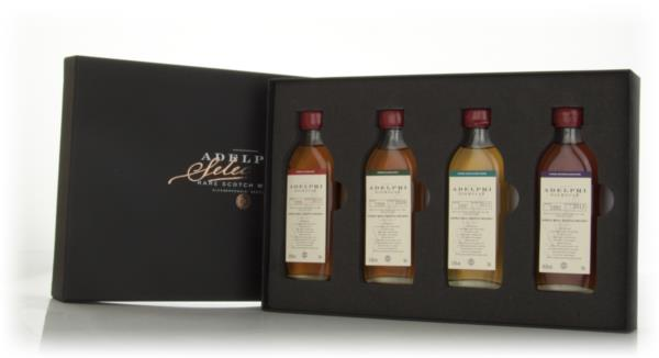 Adelphi Night Cap Gift Box - Batch 3 Single Malt Whisky