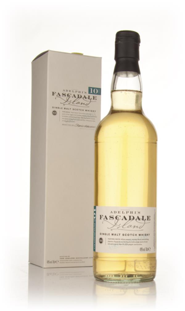 Fascadale 10 Year Old (Adelphi) Single Malt Whisky