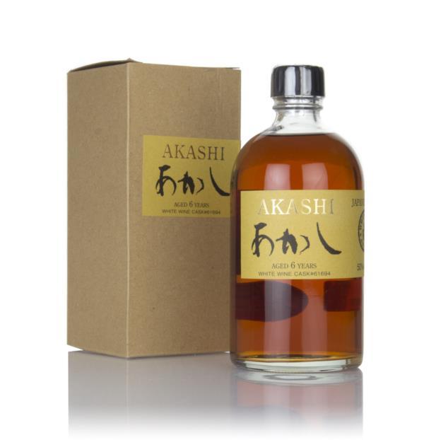 Akashi 6 Year Old (cask 61694) - White Wine Cask 3cl Sample Single Malt Whisky