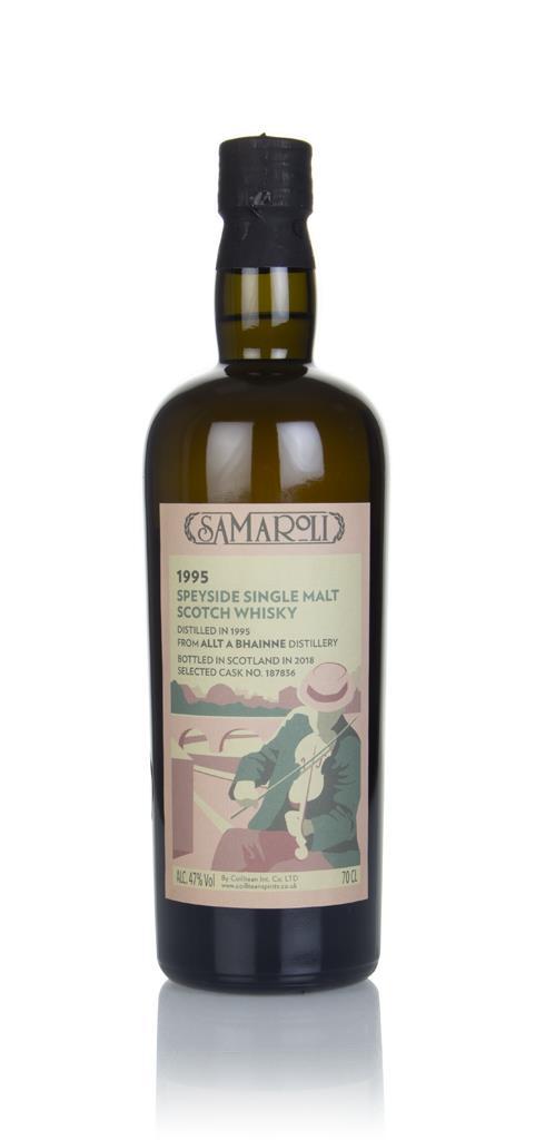Allt-a-Bhainne 1995 (bottled 2018) (cask 187836) - Samaroli Single Malt Whisky