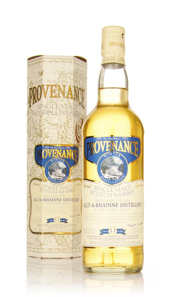 Allt-a-Bhainne 11 Year Old 1995 - Provenance (Douglas Laing) Single Malt Whisky