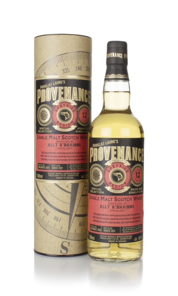 Allt-a-Bhainne 12 Year Old 2008 (cask 14655) - Provenance (Douglas Lai Single Malt Whisky