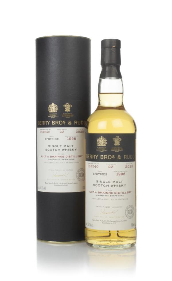 Allt-a-Bhainne 23 Year Old 1996 (cask 187540) - Berry Bros. & Rudd Single Malt Whisky