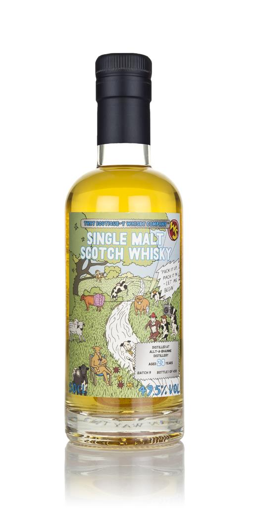 Allt-a-Bhainne - Batch 1 (That Boutique-y Whisky Company) Single Malt Whisky