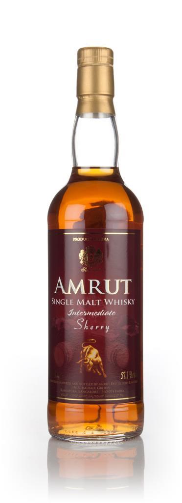 Amrut Intermediate Sherry Cask Matured Single Malt Whisky